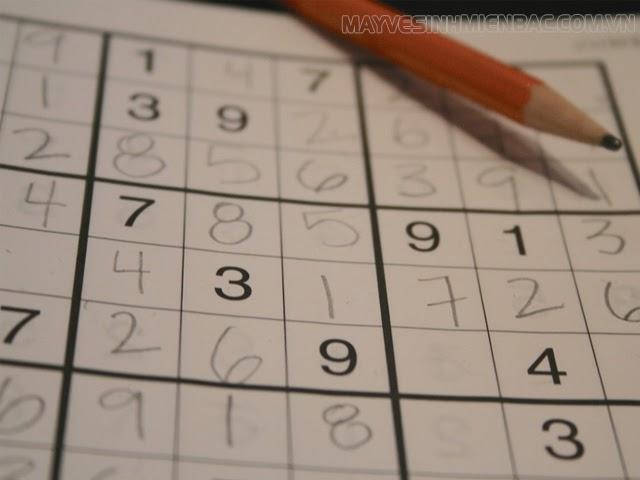 cách chơi sudoku cho người mới bắt đầu
