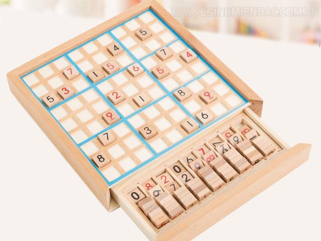 cách chơi trò sudoku