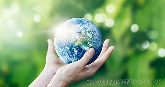 hãy chung tay bảo vệ trái đất