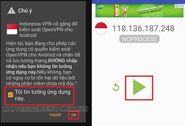 cách đổi tên facebook 1 chữ trên android