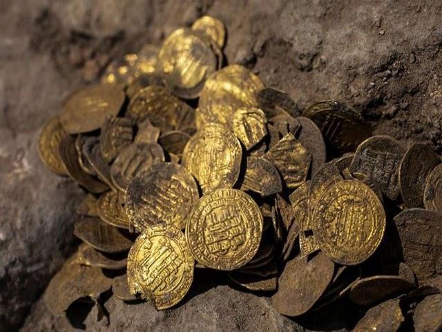 Hướng dẫn cách tìm vàng chôn dưới đất đơn giản, hiệu quả nhất