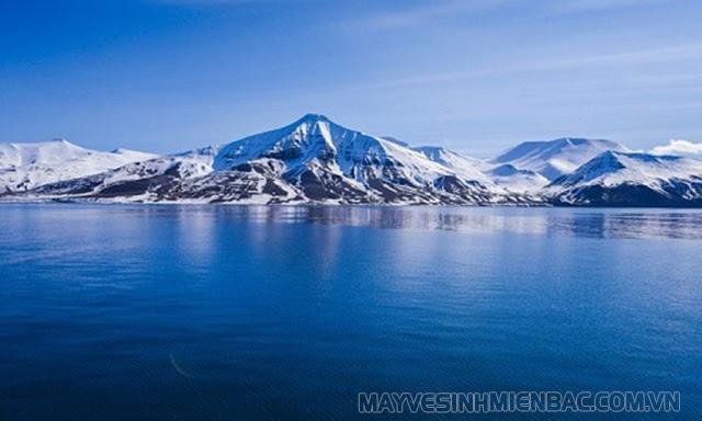 Bắc Băng Dương là đại dương nhỏ nhất