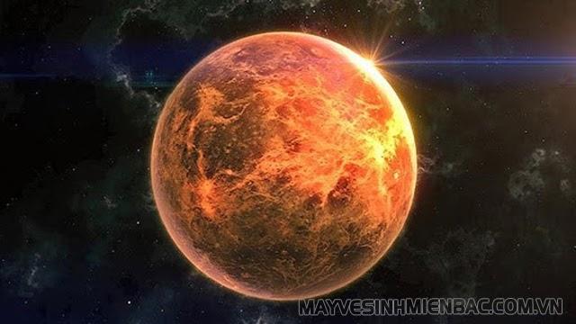 trong hệ mặt trời có mấy hành tinh