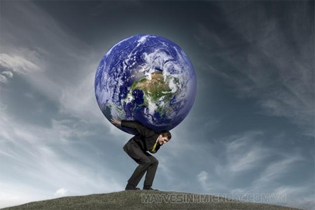 trái đất nặng bao nhiêu