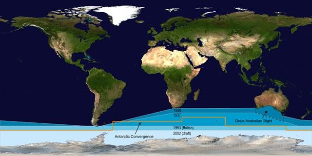 trái đất có mấy đại dương