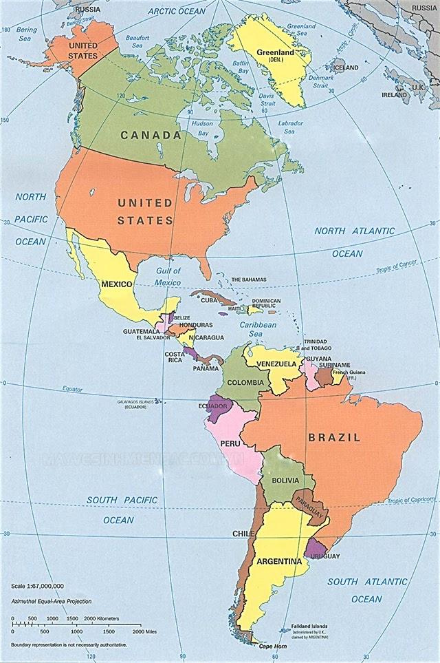 toàn thế giới có bao nhiêu quốc gia