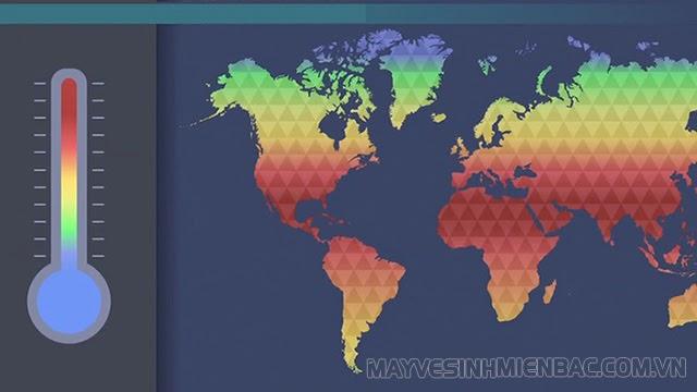 cách đo bức xạ Mặt Trời