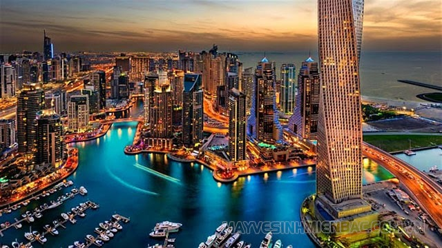 đất nước giàu nhất thế giới