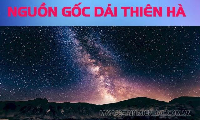 ngân hà thiên hà là gì