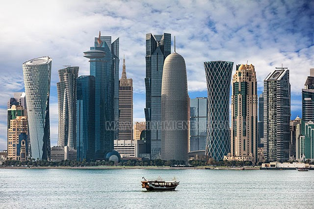 đất nước giàu nhất thế giới qatar