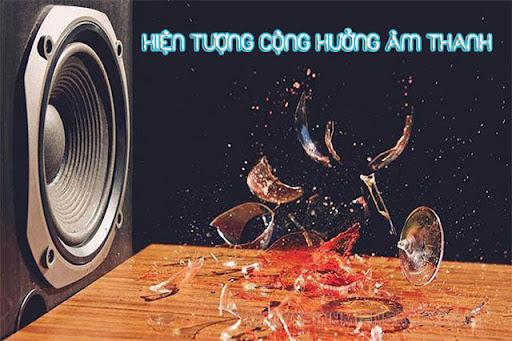 hiện tượng cộng hưởng âm thanh